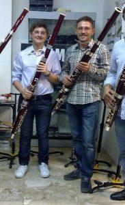 Raffaele Giannotti e Antonio Vergine