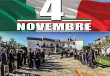 4 Novembre Veglie (Foto d'archivio)