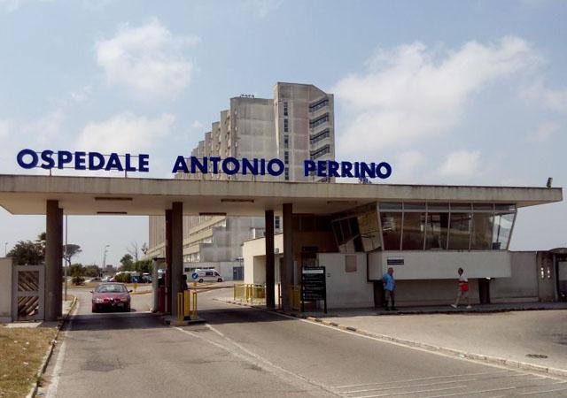 Ospedale Perrino, Brindisi