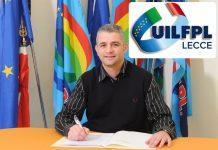 Damiano Nicolì, Segretario Regionale UIL FPL