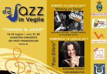 Jazz in Veglie 2017