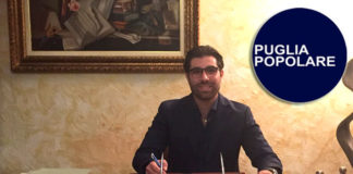 dott. Giorgio CIPOLLONE, Coordinatore Puglia Popolare Giovani, provincia di Lecce