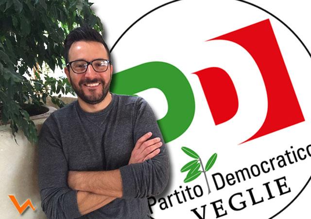Angelo Cipolla, Segretario Circolo PD Veglie