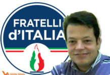 "Andrea Coppola, ""Fratelli d'Italia"""