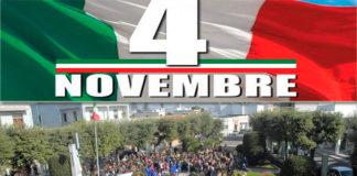 4 Novembre 2017 Veglie (Foto d'archivio)